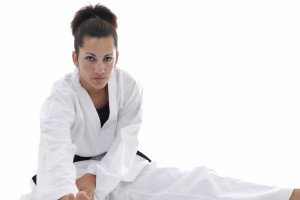 Springs Karate & Fitness martial arts training.